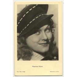 Schauspielerin / Actress: Marika Rökk / UFA (Vintage RPPC ~ 1940s)