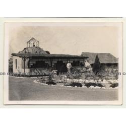 Congo-Belge: Farm In Elisabethville *5 / Main House (Vintage Photo ~1930s)