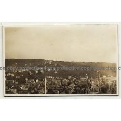 Stuttgart / Germany: Blick Vom Oberen Wannenweg / Panorama (Vintage Photo B/W 1931)