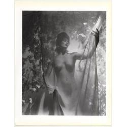 Female Nude Study *6 (1992 Sheet: Horst P. Horst 27.5 x 35.5 CM)