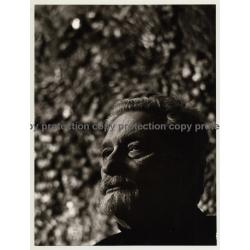 Alexander Gonda *7 / Sculptor - Graphic Artist (Vintage Photo: Wolfgang Klein ~ 1960s)