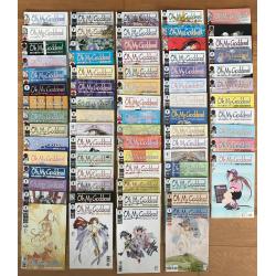 71 x Oh My Goddess / Dark Horse Manga Comic Books Kosuke Fujishima