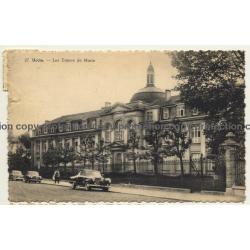 Uccle / Ukkle: Les Dames De Marie / School (Vintage Postcard Belgium)