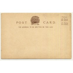United Kingdom: Ventnor Looking West (Vintage Postcard ~1900s)