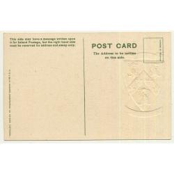 Oxford: Trinity College / Presidents House (Vintage Postcard ~1910s/1920s)