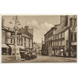 UK: Quakerfield, Bannockburn (Vintage Postcard ~1910)