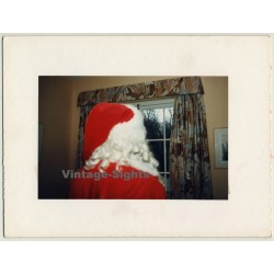 Lydia Nash / Bruxelles: Lost Santa (Vintage Photo 1980s/1990s)