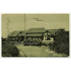 Szolnok / Hungary: Müvésztelep 1 (Vintage Postcard 1907)
