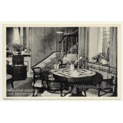 Kolding / Denmark: Saxildhus Conditori - Bertram Knudsen (Vintage Postcard)