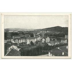 Ljubljana - Laibach / Slovenia: Dezelna Bolnica - Country Hospital (Vintage Postcard)