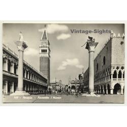 Venice / Italy: Piazzaretta San Marco / St. Marcs Square...