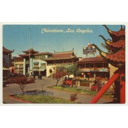 Los Angeles / USA: Chinatown - Phoenix Pastries - Forbidden...