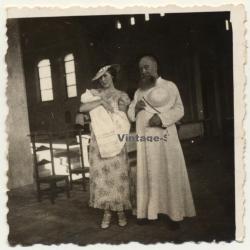 Alberta-Ebonda / Congo: Baptizm - Mother & Baby - Missionary...