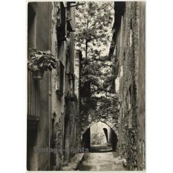 Montblanch / Tarragona: Calle De Los Jueus - Judaica (Vintage...