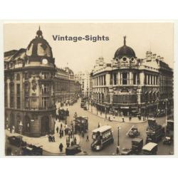 London / UK: Aldwych - Lancaster Place - Strand (Vintage Photo...