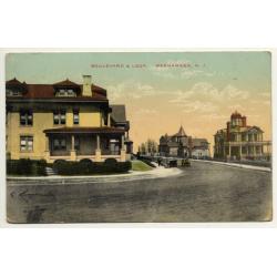 Weehawken - New Jersey / USA: Boulevard & Loop (Vintage...