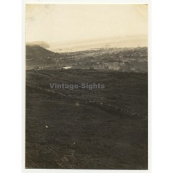 Congo-Belge: View Over Boma - Coastline *2 (Vintage Photo 1930)