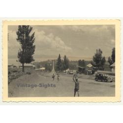 Congo-Belge: Street Scene - Sedec - Oldtimer (Vintage Photo...