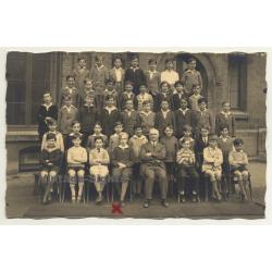 Prince Charles-Louis D'Autriche & Classmates / Collège...