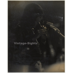 Chris Hinze In Concert - Jazz Flute Player (Vintage Promo...