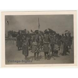 Kabinda / Congo-Belge: Indigenous Dancers *1 / Ceremonial...