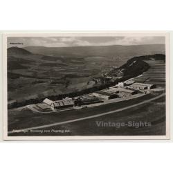 Germany: Fliegerlager Hornberg / Airport (Vintage RPPC 1939)