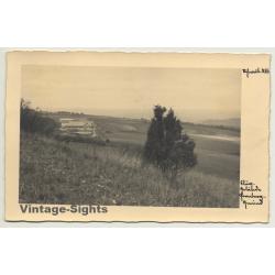 Germany: Flugplatz Hornberg / Airport (Vintage RPPC 1932)