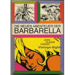 J.C. Forest: Die Neuen Abenteuer Der Barbarella (Vintage Comic...