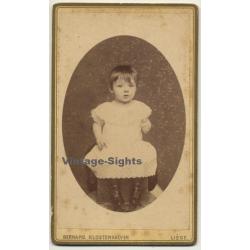 Bernard Klosterhalven - Liège: Shorthaired Baby Girl (Vintage...