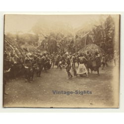 Congo-Belge: Dance Of Indigenous Tribe *10 / Wananda - Kids...