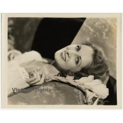 US Actress Billie Dove /...