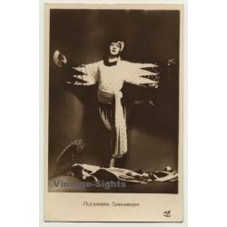 Alexandre Sakharoff / Ballet - Avantgarde - Costume (Vintage...