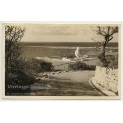 Isle Of Wight / UK: St. Catherine'S Lighthouse - Niton...