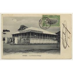 Boma / Congo Belge: La Franco-Belge / Chemin De Fer (Vintage...