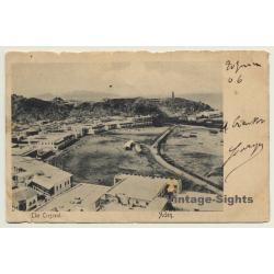 Aden / Yemen: The Crescent Steamer Point (Vintage PC 1906)