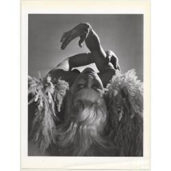 Horst P. Horst: Ophelia 1939 (Sheet 1992: Form Horst 27 x 35.5...