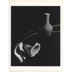 Horst P. Horst: Callas With Blue Vase 1989 (Sheet 1992: Form...