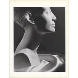 Horst P. Horst: Bust Of Nefertite 1935 (Sheet 1992: Form Horst...