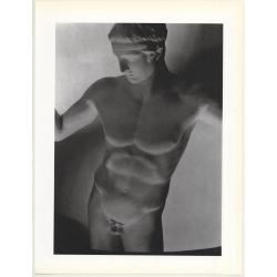 Horst P. Horst: Greek Statue 1932 (Sheet 1992: Form Horst 27 x...