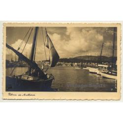 Palma De Mallorca: Port - Castell De Bellver - Llaut (Vintage...