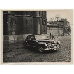 Bruxelles: Buick Super Sedan / Oldtimer (Vintage Photo ~1940s)