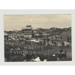 Racing Day At Zandvoort / Belgium - Fiat 500 (Vintage Photo 50s/60s)