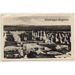 Carthage / Tunisia: Basilique De Damous el-Karita (Vintage...