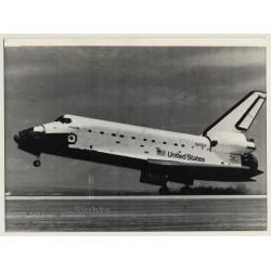 8.5.1989 Space Shuttle...