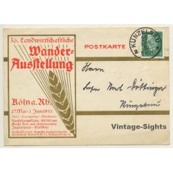 Köln: 36. Landwirtschaftliche Wanderausstellung 1930 (Vintage PC)