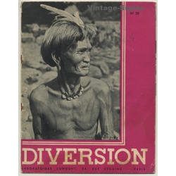 Diversion N° 38: Les Philippines / Ethnic (Vintage Journal...