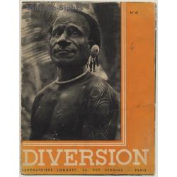 Diversion N° 41: Nouvelle-Guinée / Ethnic (Vintage Journal...