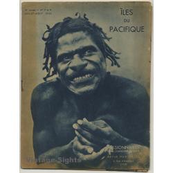 Îles Du Pacifique / Missionnaires Compagnie De Jesus / Ethnic...