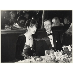 Caroline De Monaco & Marc Bohan At Maxim's *2 (Vintage Press...