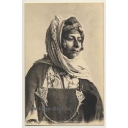 Sorcière Arabe - Diseuse De Bonne Aventure / Ethno (Vintage PC...
